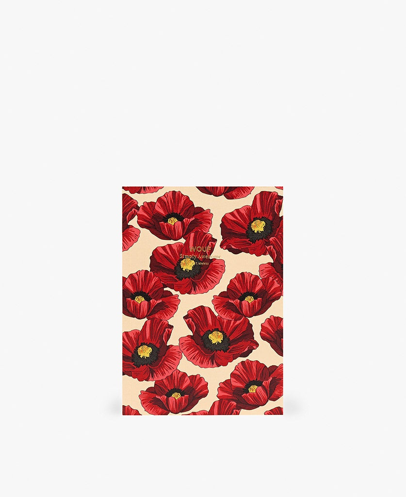 Poppy A5 Daily Notebook