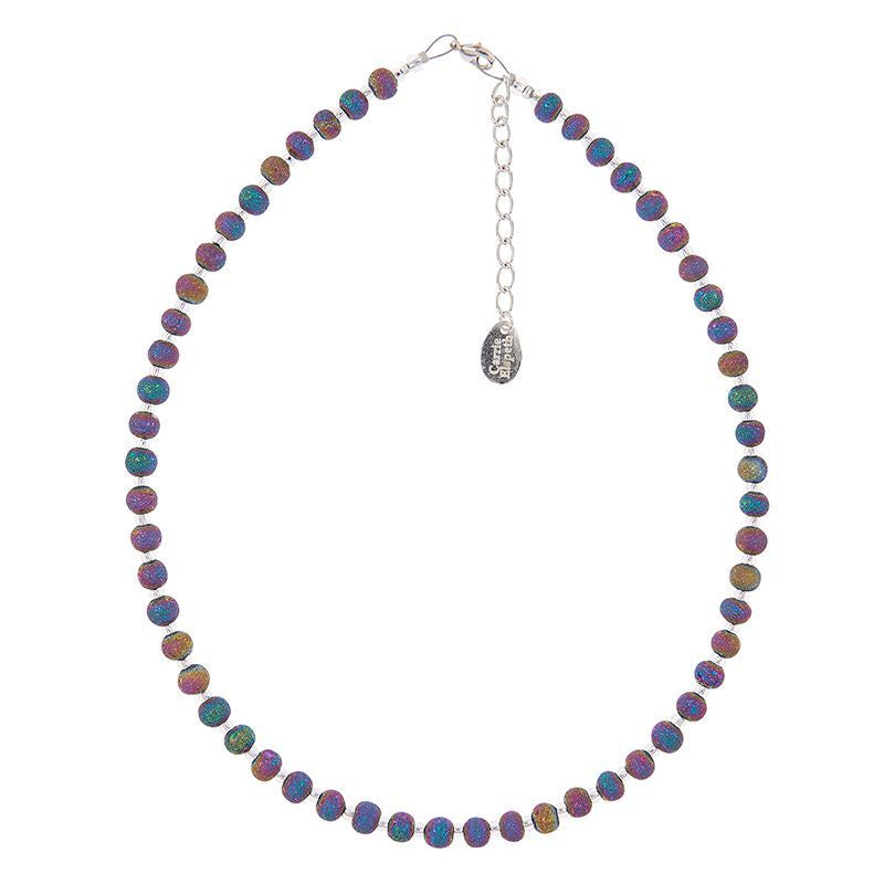 Carrie Elspeth Spectrum Lava Full Necklace