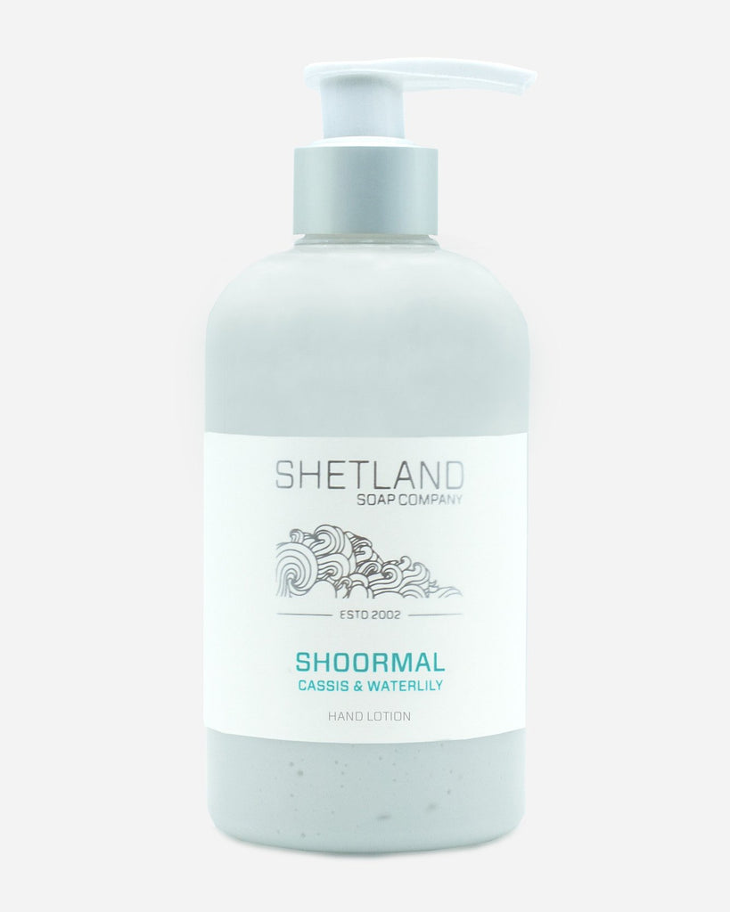 Shoormal Cassis & Waterlily Hand Lotion