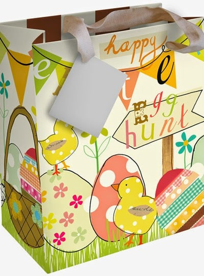 Egg Hunt Gift Bag