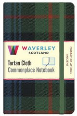 Tartan Cloth Notebook - Murray of Atholl Ancient