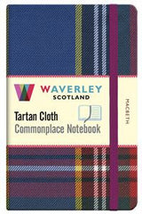 Tartan Cloth Notebook - Macbeth