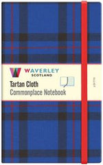 Tartan Cloth Notebook - Elliot (Large)