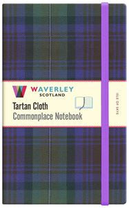 Tartan Cloth Notebook - Isle Of Skye (Large)