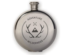 Adventure Wilderness Flask