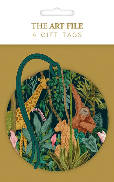 Safari Gift Tag Pack