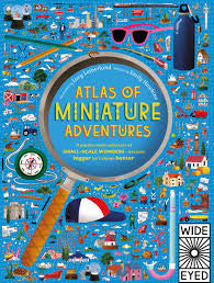Atlas Of Miniature Adventures Book