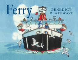 Ferry (Board Book)