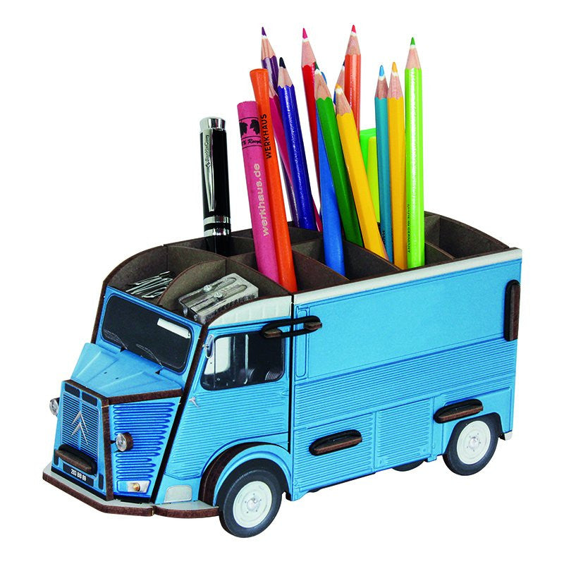 Blue Citroen HY Pen Box