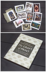 The Craft of Print No.2 Postcard Pack
