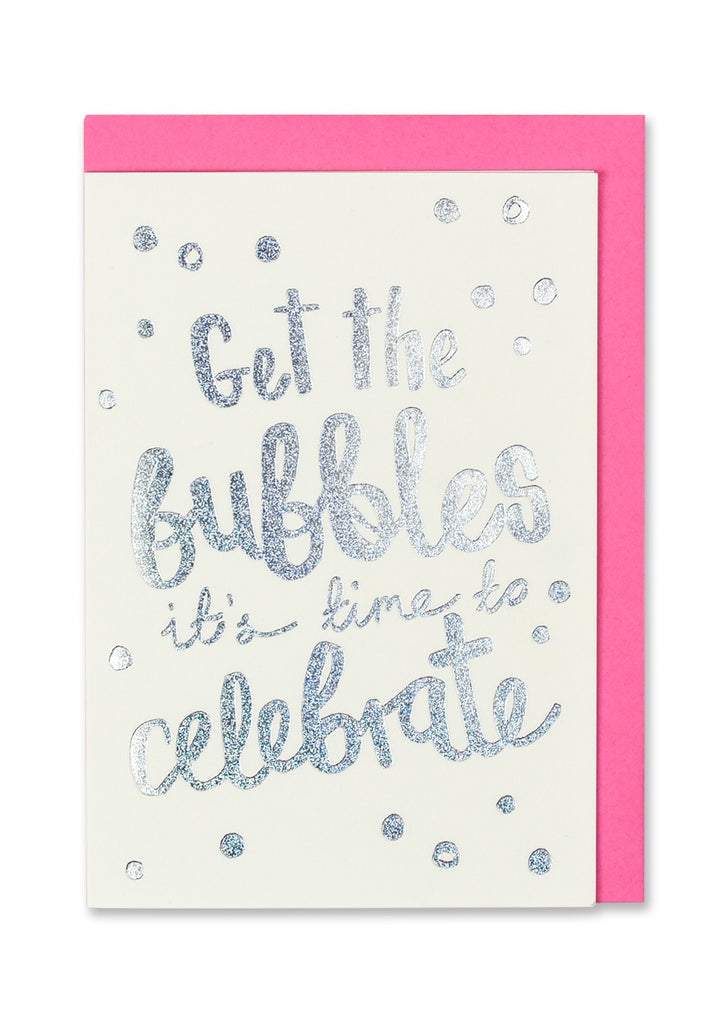 Get the Bubbles Card