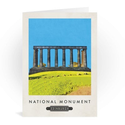 National Monument Card