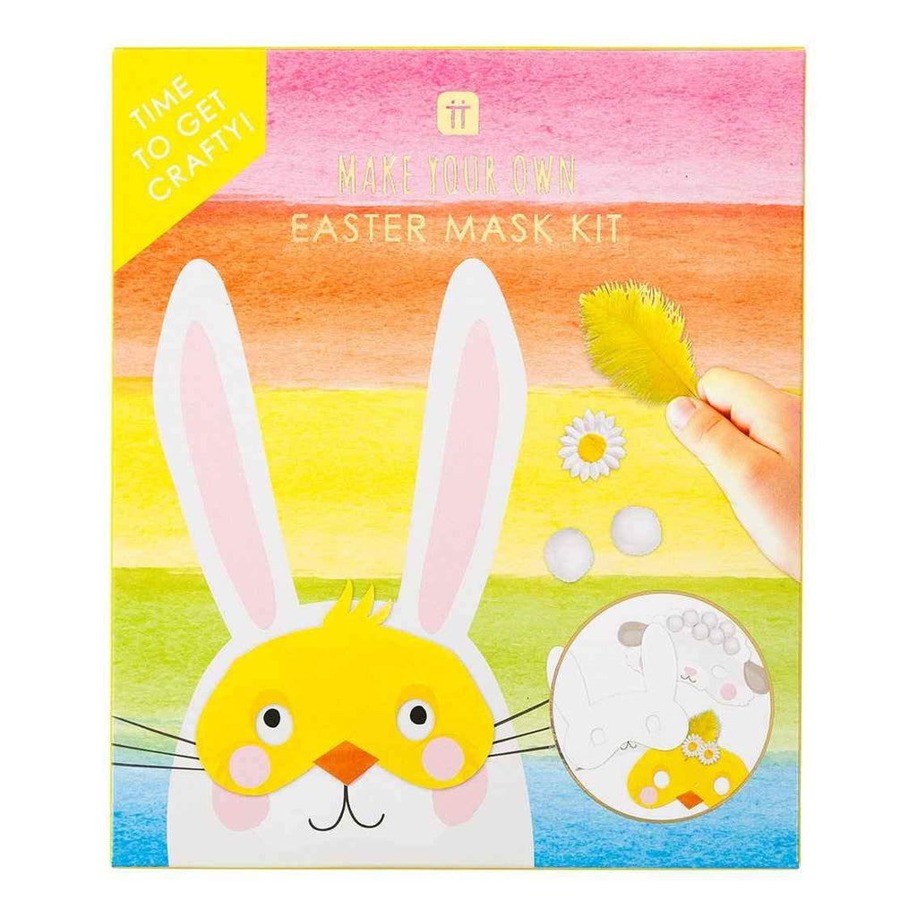 Make Your Own Easter Mask Kit