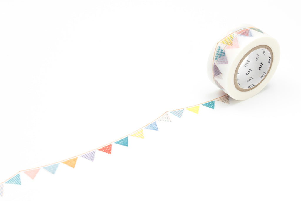 MT Washi Tape Flag