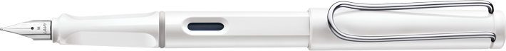 LAMY Safari White Fountain Pen
