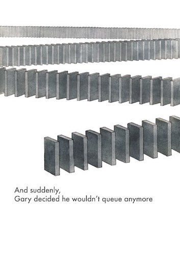 Gary Decided Card