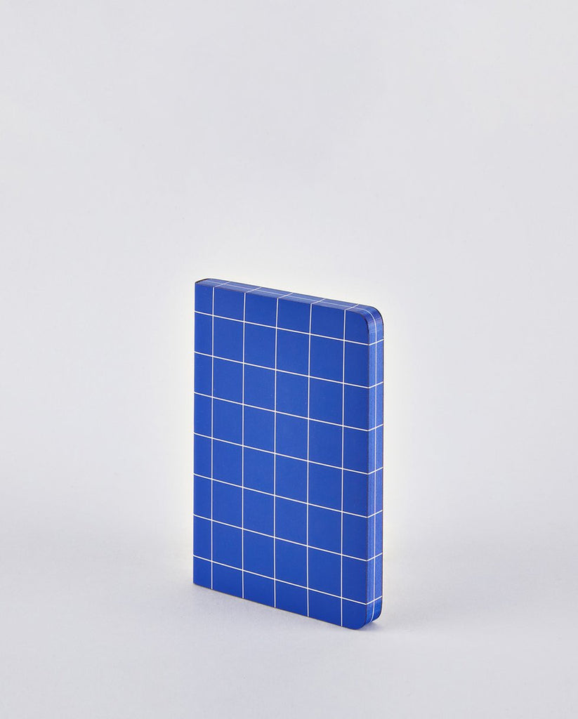 Break The Grid S Light Notebook Blue