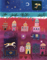 Eastern Star Pack of 5 Christmas Cards