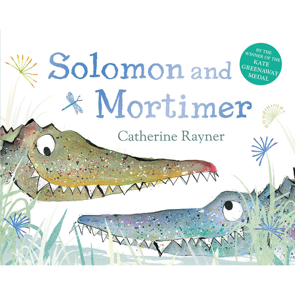 Solomon & Mortimer by Catherine Rayner (Hardback)