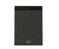 A7 Black Japanese Paper Notebook