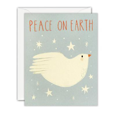 Peace on Earth Dove Mini Pack of Five Cards