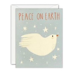 Peace on Earth Dove Mini Pack of 5 Cards
