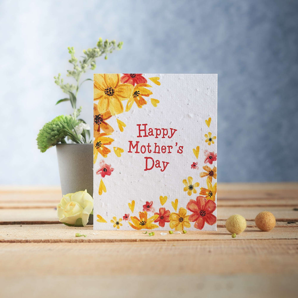 Mother's Day Seed Card