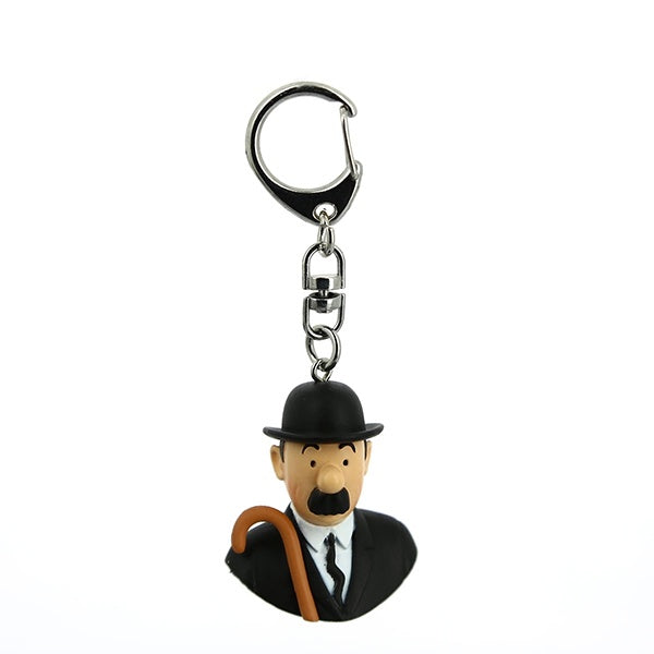 Thompson Bust Keyring