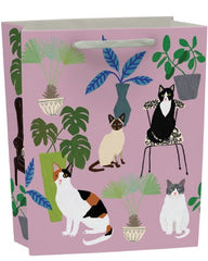 Cat Palais Large Gift Bag