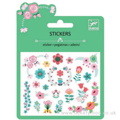 Little Flowers Stickers