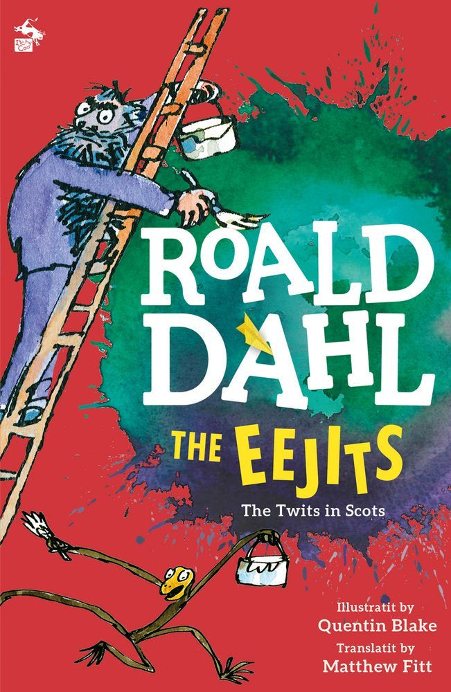 The Eejits Roald Dahl