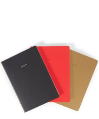 Anti-Capitalist Notebooks Set of 3