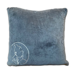 Tintin Grey Cushion