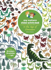 My Nature Activity Book: In the Age of Dinosaurs