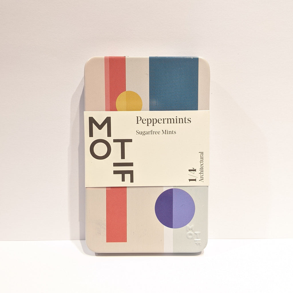 Motif Mints - Architectural 1/4