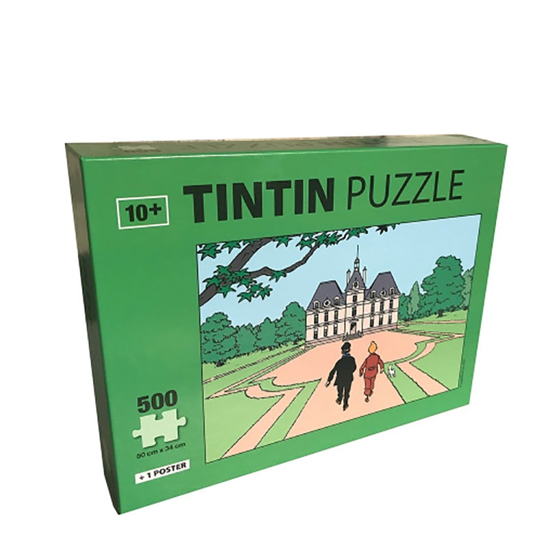 Tintin Marlinspike Hall Jigsaw