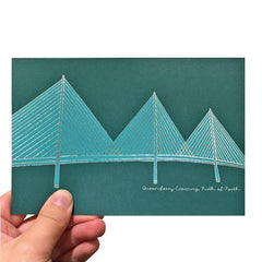 Queensferry Crossing Card