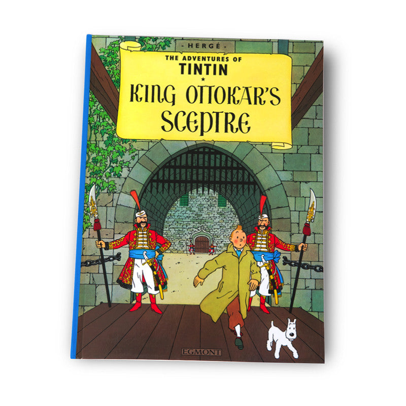 King Ottokar's Sceptre Softback Book