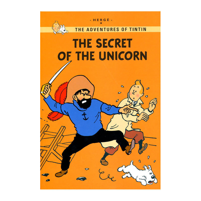 Tintin Young Reader: The Secret Of The Unicorn