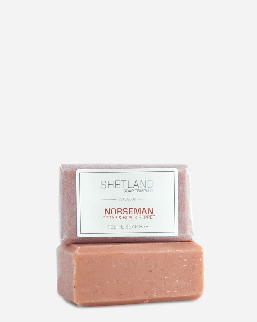 Norseman Cedar and Black Pepper Soap Bar