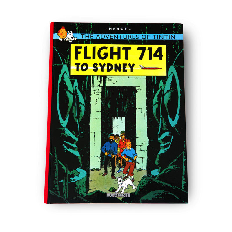 Flight 714 to Sydney Paperback