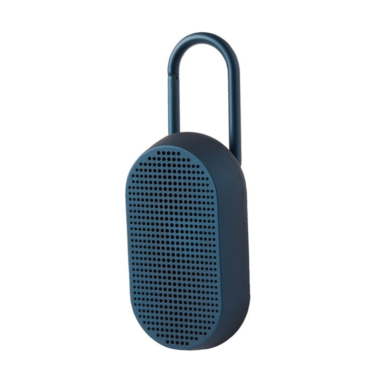 Mino T Speaker by Lexon Dark Blue