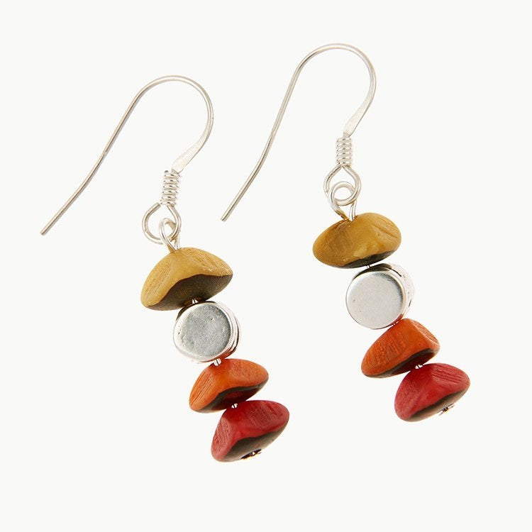 Carrie Elspeth Earth Spring Harvest Earrings