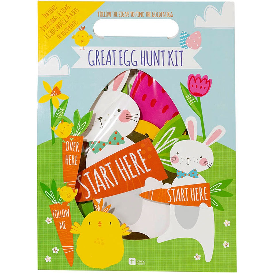 The Great Egg Hunt Kit