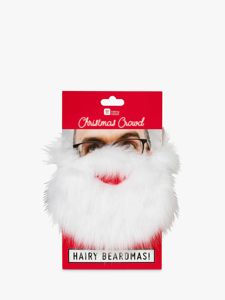 Dress Up Santa Beard