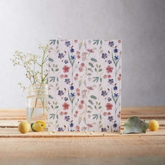 Floral Mix Seed Card