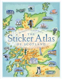 The Sticker Atlas of Scotland