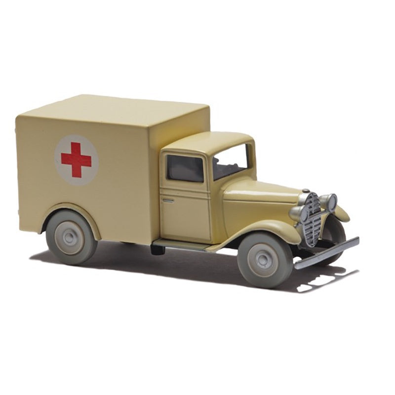 Tintin Ambulance From Cigars of the Pharaoh