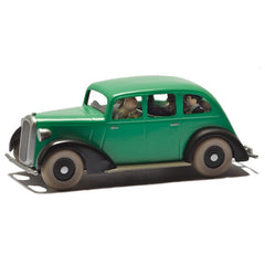 Gangsters' Car from Tintin in America