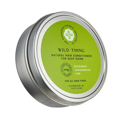 Wild Thing Natural Hair Conditioner for Deep Shine 100g